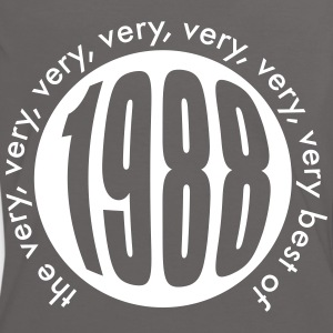 Very very very best of 1988 T-Shirts - Frauen Kontrast-T-Shirt