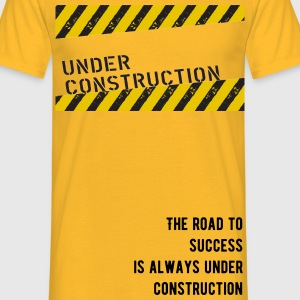 Road to success - Men's T-Shirt