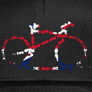GB Cycling Hat - Snapback Cap