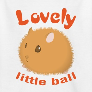 Lovely little ball - Camiseta adolescente