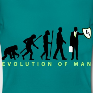 evolution_rechtsanwalt_09_201603_3c T-Shirts - Frauen T-Shirt