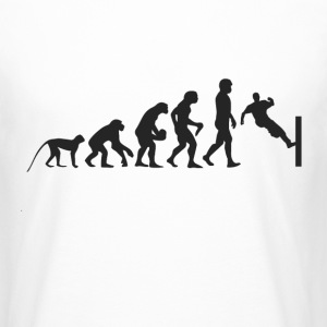 Evolution Parcour T-Shirts - Männer Urban Longshirt