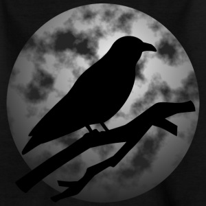 Raven Moon Shirts - Kids' T-Shirt