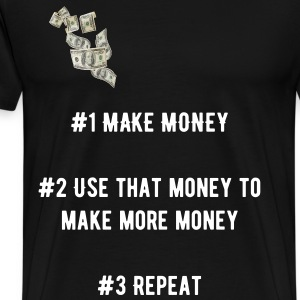 Make Money US - Men's Premium T-Shirt
