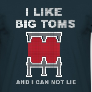 I like big toms T-Shirts - Men's T-Shirt