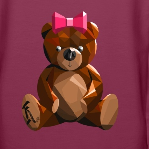 Irma the teddy bear - Women's Premium Hoodie