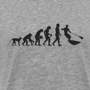 Evolution surf T-Shirts - Men's Premium T-Shirt