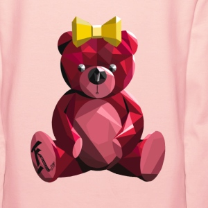 Issay the teddy bear - Women's Premium Hoodie