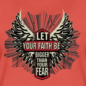 Your faith T-Shirts - Women's Premium T-Shirt