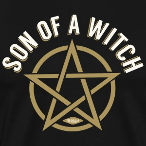 Son of a Witch Tee shirts - T-shirt Premium Homme