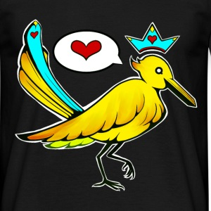 Bird King Shirt  - Men's T-Shirt