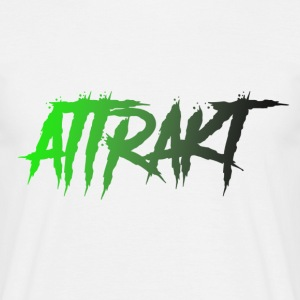 Attrakt T-Shirt - Men's T-Shirt
