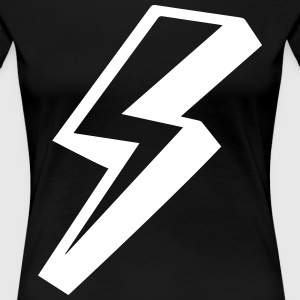 BLITZ / FLASH T-Shirts - Frauen Premium T-Shirt
