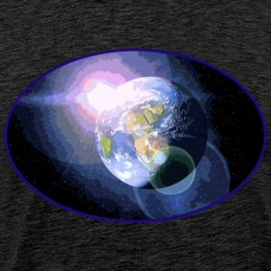 Planet Earth  - Männer Premium T-Shirt