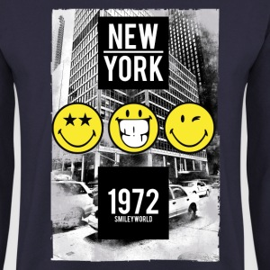 SmileyWorld 'New York 1972' - Sweat-shirt Homme