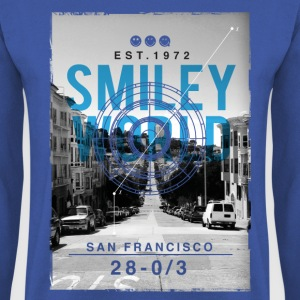 Smileyworld 'San Francisco' - Men's Sweatshirt