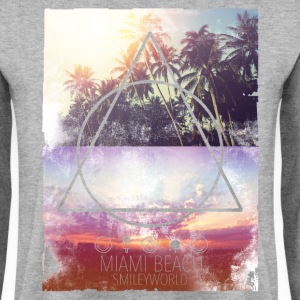 Smileyworld 'Miami Beach' - Sweat-shirt Homme