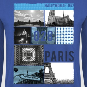 SmileyWorld 'Paris 020' - Sweat-shirt Homme