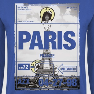 Smileyworld 'Paris Eiffel Tower' - Men's Sweatshirt