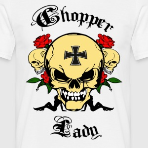 Chopper Lady T-Shirts - Männer T-Shirt