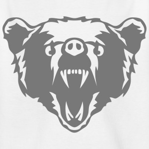 baer wildes tier 602 T-Shirts - Kinder T-Shirt