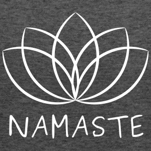 Lotus & Namaste  Tops - Frauen Tank Top von Bella