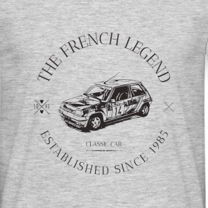 RENAULT SUPER 5 GT TURBO FRENCH CAR Tee shirts - T-shirt Homme