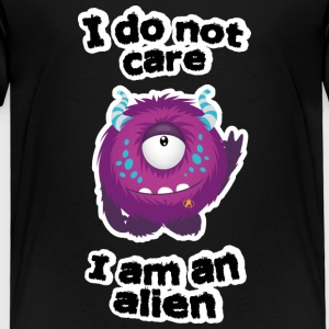 Is me anyway, I'm an alien Shirts - Kids' Premium T-Shirt