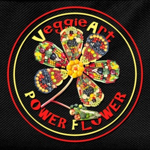 VeggieArt Power Flower - Kinder Rucksack