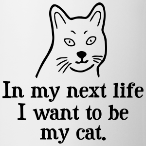 """Shirts mit Tier-Motiv """"Katze sein"""""""