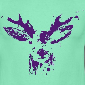 Deer Vintage T-Shirts - Men's T-Shirt
