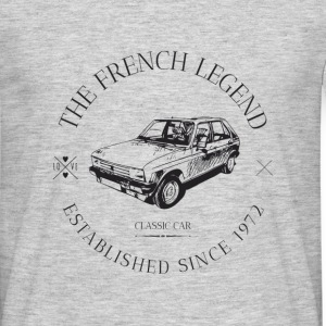 PEUGEOT 104 FRENCH CAR Tee shirts - T-shirt Homme