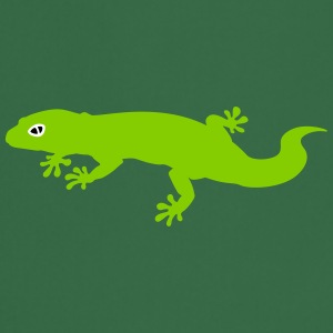 Green Gecko  Aprons - Cooking Apron