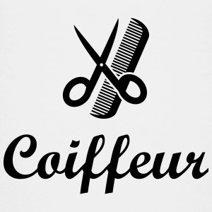 Coiffure / Coiffeur / Coiffeuse / Mode / Cheveux Shirts - Teenage Premium T-Shirt