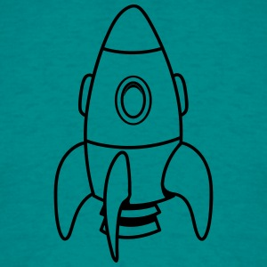 rocket boy toy T-Shirts - Men's T-Shirt