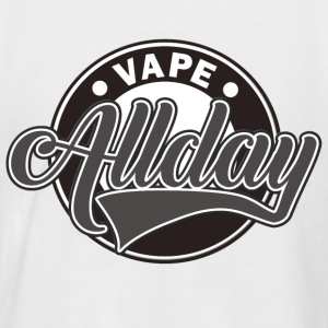 Vape Design Allday  T-Shirts - Men's Baseball T-Shirt