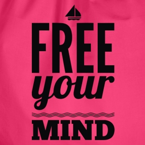 Free Your Mind - Turnbeutel