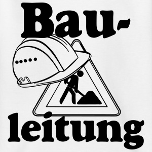 Bauleitung T-Shirts - Teenager T-Shirt