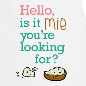 Hello, it is mie ! - Tablier de cuisine