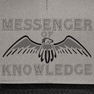 Knowledge - Casquette snapback