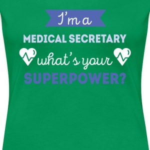 how to become a medical secretary uk