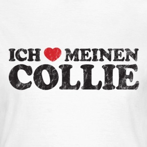 Mein Collie T-Shirts - Frauen T-Shirt