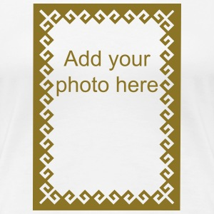 picture frame T-Shirts - Women's Premium T-Shirt