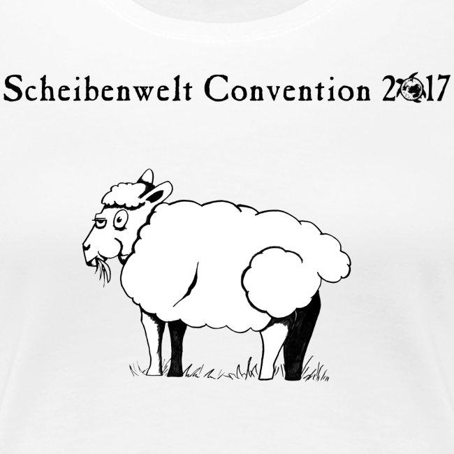Scheibenwelt Convention 2017 T-Shirt Motiv Schaf