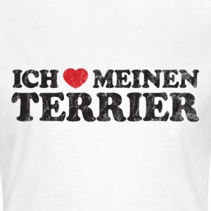 Mein Terrier T-Shirts - Frauen T-Shirt