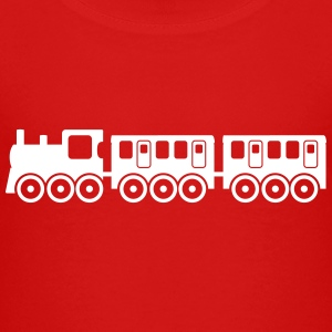 train Shirts - Kids' Premium T-Shirt