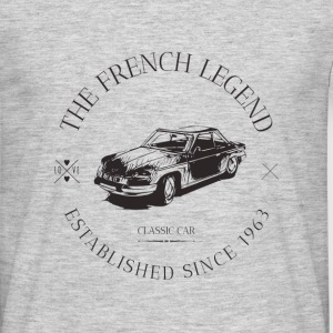 PANHARD 24 CT FRENCH CAR Tee shirts - T-shirt Homme
