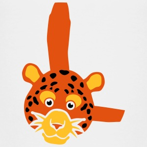 leopards zeichnung brief l 511 T-Shirts - Kinder Premium T-Shirt