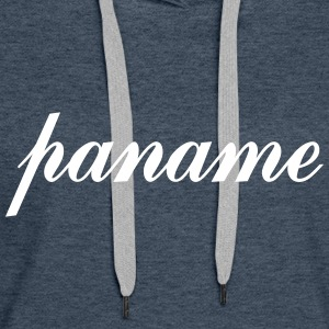 Paname Paris Sweat-shirts - Sweat-shirt à capuche Premium pour femmes