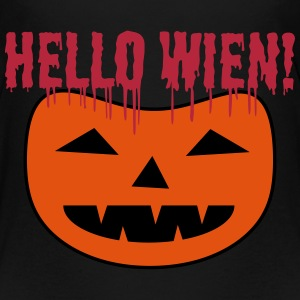 Halloween alias Hello Wien! Shirts - Teenage Premium T-Shirt